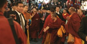 Завершился первый день учений Его Святейшества Далай-ламы в Монголии