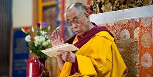 Прямая трансляция. Учения Далай-ламы