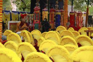 Молитвенное собрание линии Кагью тибетского буддизма