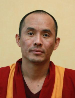 Геше Нгаванг Тукже