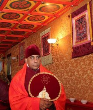 Дост. Ратанасар Паллеканде Маха Теро, 2011 год, Калмыкия, архив центрального хурула РК