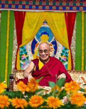 Его Святейшество Далай-лама