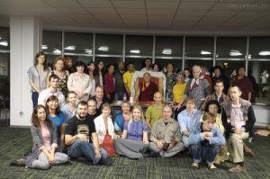 Дни тибетской культуры в Ростове-на-Дону завершились возведением мандалы Калачакры