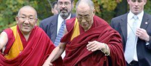 Арджа Ринпоче — высокий лама и общественный деятель
