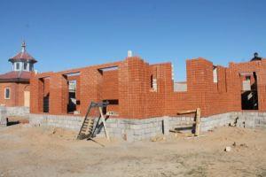 Началось строительство Дунд Хурула в Ханате