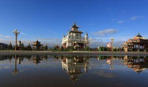 Традиционные предновогодние ритуалы с 23 ноября начнутся в центральном хуруле Калмыкии «Золотая обитель Будды Шакьямуни»
