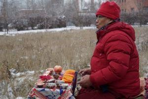 Молитвенный буддийский барабан возведут в Москве