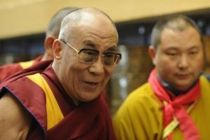 Его Св-во Далай-лама и шаджин-лама Калмыкии Тэло Тулку Ринпоче