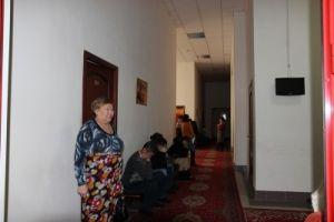 Центральный хурул РК, на  индивидуальный прием к монахам