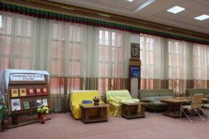 Центральный хурул РК, буддийская библиотека