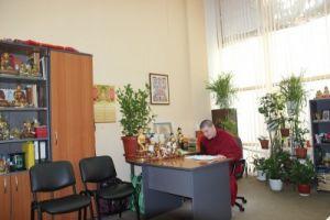 Центральный хурул РК, кабинет № 317, администрации хурула