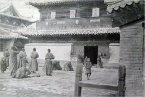 Открылся обновленный сайт монгольских монастырей