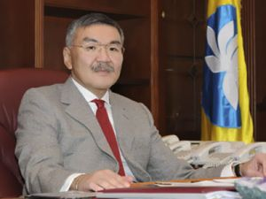 Глава Республики Калмыкия А. М. Орлов