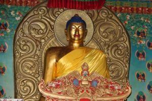 Монастырский комплекс «Геден Шеддуп Чой Корлинг» Калмыкии