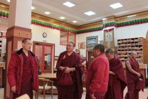 Цедруб Амитаюса и Будды медицины – молебны долгой жизни 3 и 4 апреля пройдут в центральном хуруле Калмыкии