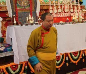 Ритуал «Танграк Кангсо» завершил ряд масштабных мероприятий, посвященных юбилею центрального хурула Калмыкии