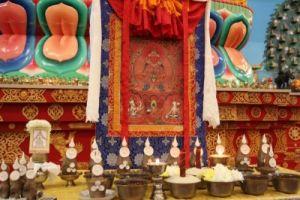 В Центральном хуруле начались традиционные предновогодние ритуалы перед празднованием Зула