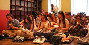 Регистрация на модуль Преобразование проблем программы Открытие буддизма