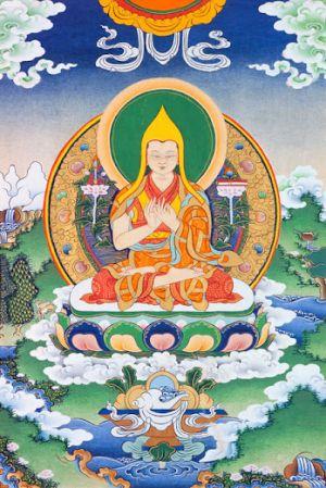 18 марта - однодневный ретрит по практике ламы Цонкапы