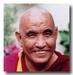 Монлам Ченмо в монастыре Копан (5 - 9 марта 2012)