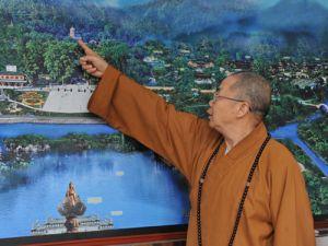 В этом году в монастыре Наньхуасы КНР отмечается 1300-летний юбилей со дня паринирваны Шестого Патриарха