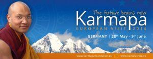 Учения Е.С. Гьялванга Кармапы Огьена Тринлея Дордже в Германии 28 мая-8 июня
