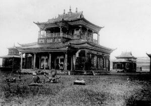 Открытие выставки «Репрессированный буддизм» в Музее ГУЛАГа