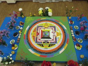 Мандалу Калачакры возведут в Москве. Махапандит Нангьял Ати Шераб Ньима Ринпоче дарует учение по астрологии