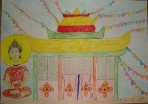 С 1 мая по 1 июня II Всероссийский Творческий Конкурс от Санкт-Петербургского буддийского храма «Дацан Гунзэчойнэй»