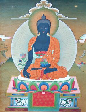 28 октября с 10.00 до 22.00 пройдет мантра марафон Будды Медицины.