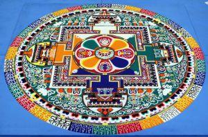 24–26 октября в Москве состоятся посвящения Гаруды и Ваджрайогини, будет построена мандала Авалокитешвары