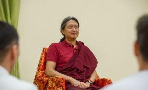 Медитация осознанности с Джигме Ринпоче, 4 июня