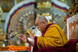 Прямая трансляция - учения Его Святейшества Далай-ламы по «Бодхичарья-аватаре» 07.06.16