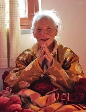 Учения Ламы Нодуб Гьяцо Ринпоче, Кунсангар, апрель 2015