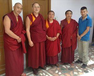 Монахи монастыря Джонанг Тактен Пунцог Чолинг (г.Шимла) построят в Ростове-на-Дону Мандалу Калачакры