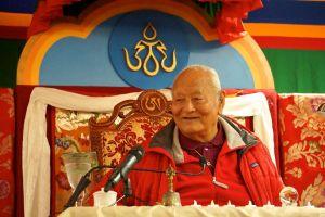 18 июля всемирная передача Ати гуру-йоги в годовщину Гуру Падмасамбхавы учителем Чогьялом Намкаем Норбу.