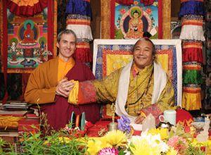 Учения досточтимого Ачарьи Табгье Ламы, Эрика Юнга, в 7-9 марта в Москве и 13-14 марта в Санкт-Петербурге 2015г.