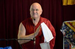 С 12 по 15 мая в Ульяновске лама Ринчен, ученик XVII Гьялванга Кармапы и Тенга Ринпоче