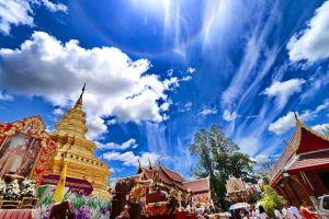 Ретрит Випассаны в монастыре Чом Тонг (Таиланд) 16 - 30 декабря 2015 г.
