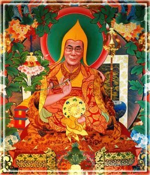 27 - 28 октября 2012 - Семинар доктора Берзина Гуру-йога Авалокитешвары: от сутры до тантры