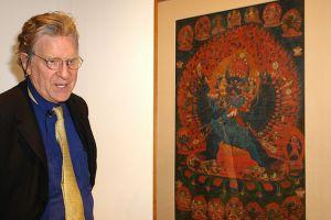 Роберт Турман прочтет в Москве лекцию Сутра и тантра: есть ли короткий путь к просветлению?