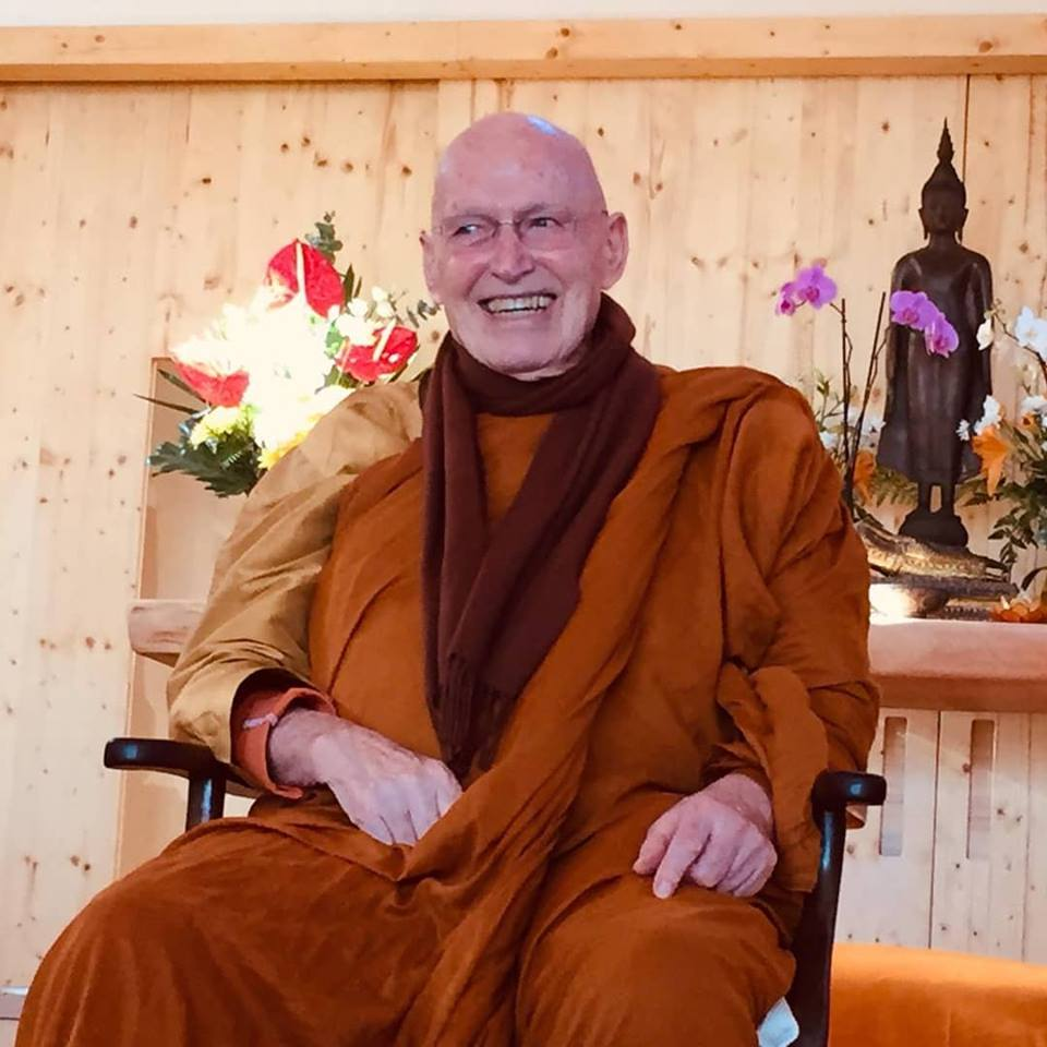 Ретрит с Аджаном Сумедхо в Таиланде с 4 по 13 октября. СРОЧНО!