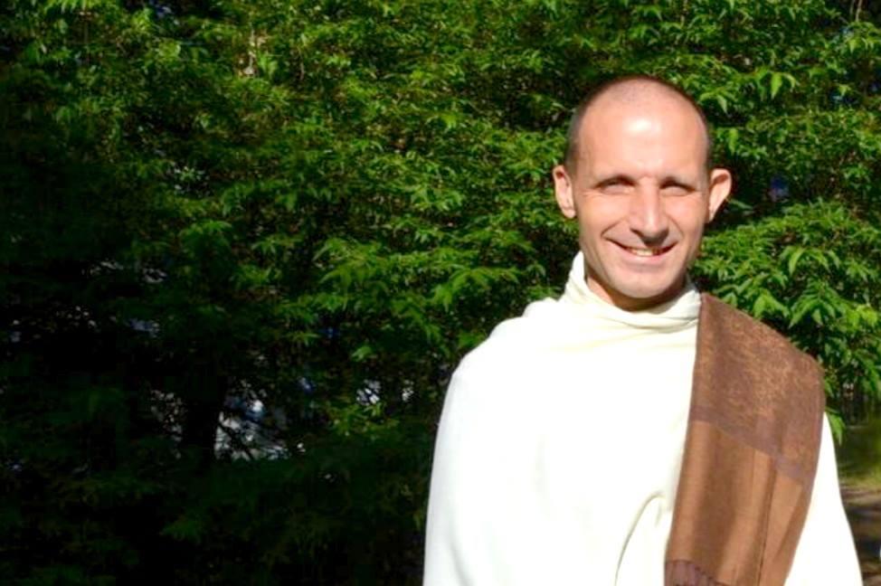 Ретрит с буддийским учителем Аджаном Хубертом в Санкт -Петербурге (9-16 сентября 2017)
