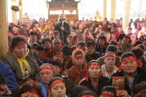 Посвящение Гухьясамаджи