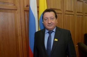 Председатель Народного Хурала (Парламента) РК А. Козачко