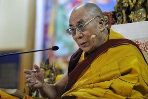 Его Святейшество Далай-лама. Фото с сайта dalailama.ru