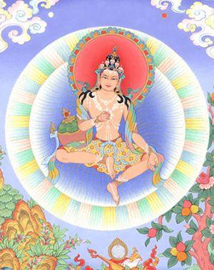 Всемирная передача гуру-йоги в Годовщину Гараба Дорже от Чогьяла Намкая Норбу