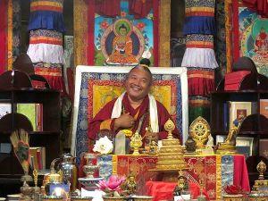 НЕДЕЛЬНЫЙ РЕТРИТ с держателем линии передачи Дзогчен - мастером тибетского буддизма Дзогчен Кхенпо Чога Ринпоче